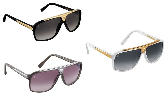 louis vuitton sunglasses evidence